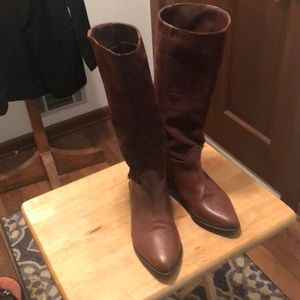 Women's Leather boots - pazzo
